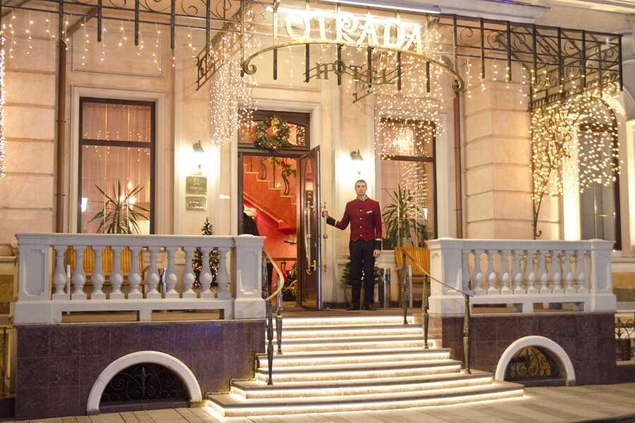 Hotel Otrada in Odessa