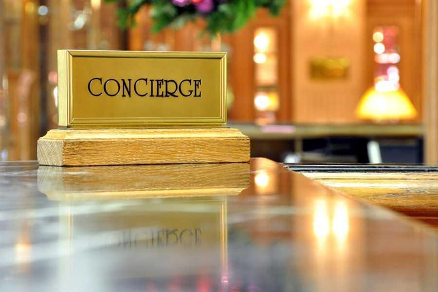 Concierge service 4